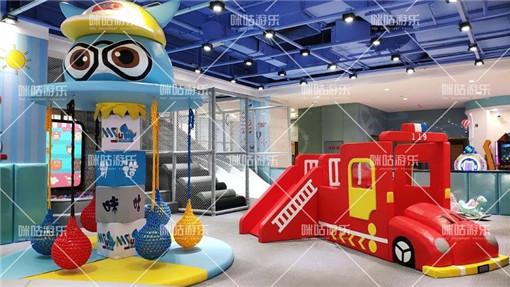 微信图片_20200429155949.jpg 最近比较火的儿童乐园设备有哪些,该怎么投资好? 加盟资讯 游乐设备第3张